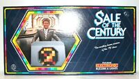 Board Game-Electronic- SALE OF THE CENTURY 1980's Tony Barber Vintage COMPLETE
