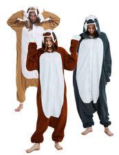 Unisex Sloth Kigurumi Adult Pajamas Costume Pyjamas One Piece Cosplay Robe