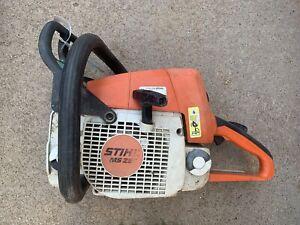 Stihl MS 290 Chainsaw Power Head parts or repair Runs