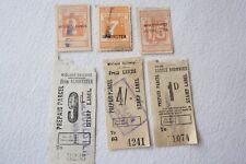 More details for midland railway newspaper parcel letter stamp x6 ref 3