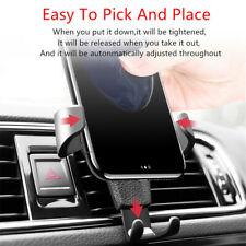Gravity Car Cell Phone Holder Air Vent Holder Mount Stand No Magnetic Universal