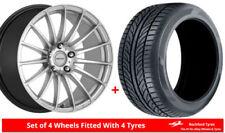 Impreza Inovit Wheels with Tyres