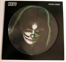 Peter Criss KISS Solo Picture Disc Vinyl Record- Import