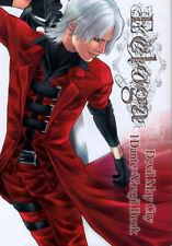 Devil May Cry Doujinshi Comic Dante x Vergil Ecloga Kimi ga Tame