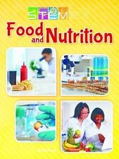 Stem Jobs in Food and Nutrition (Stem Jobs You'll Love) by Katirgis, Jane