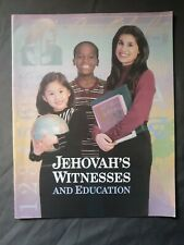 New listing Jehovahs Witnesses & Education Brochure WatchTower Bible English & Spanish