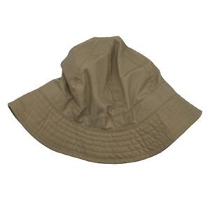 Kids Khaki Tan Unisex Sun Hat