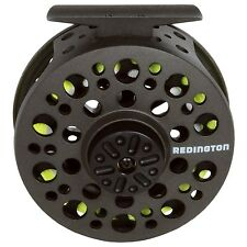 Redington Path Pre-Spooled Fly Fishing Reel - Size 4/5/6 wt Color Matte Charcoal