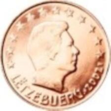 LUXEMBOURG 2003 - pièces de 1 cts +  2 Cts +  5 cts pièces neuves de rouleau