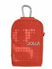 GOLLA CAMERA Media BAG CASE Generation Mobile RED  NWT