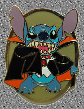 Stitch as Vampire  Pin - Disney Mall Japan -  LE 250 - Halloween