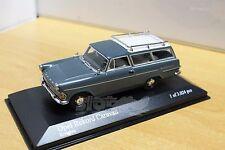MINICHAMPS 430040210 Opel Rekord P2 Caravan 1960 Grey 1/43 #NEW