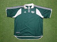 Slowenien Trikot XL EM 2000 Adidas Slovenia  Football Shirt Jersey