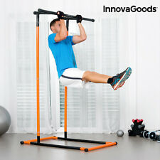 InnovaGoods Full Body Pull-Up Station with Exercise Guide