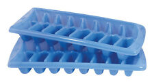 Rubbermaid  2 in. W x 11 in. L Periwinkle  Ice Cube Trays