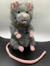 "Gund Harry Potter Scabbers Rat Mouse 8"" Plush 7049 Ron Weasley Stuffed Toy Plush"