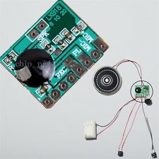 6s Voice Recording Playback Module Chip Board DC 3-4.5V For 0.25-2W Loudspeaker