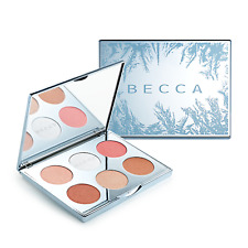 Limited Edition BECCA Après Ski Glow Collection: Glow Face Palette - Brand New!