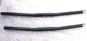 Fahrrad Kohlefaser Carbon MTB Lenker 25,4 Lange 580-660 Handlebar Flat bar 3k