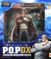 one piece pop p.o.p new monkey D garp white version