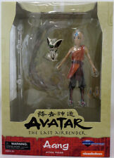 Avatar The Last Airbender 6 Inch Action Figure Select Series 1 Reissue - Aang