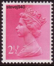 1972 Machin 2½p Magenta SG X851 Photo CB Mint MNH DX1 Booklet Stamp