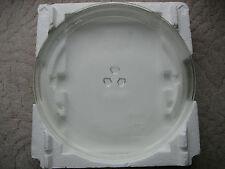 Mikrowellenteller Drehteller Glas Durchmesser 34,4 cm groß