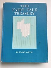 The Fairy Tale Treasury IN LIVING COLOR Izawa illus. 1967 SHIBA production CLEAN