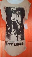 women's long t-shirt Lisy size 8