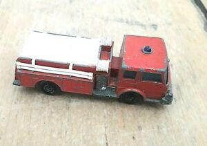 Matchbox Superfast MB29-c fire pumper truck 1:75 scale 1970 Rare