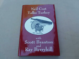 Turkey Call Neil Cost Talks Turkey Hand Signed