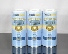 3 PACK ZIEGLERWORLD TABLE SHUFFLEBOARD POWDER GOLD SAND WAX - FAST SPEED WAX
