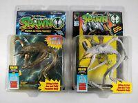 Spawn Violator Action Figure Lot McFarlane Toys Series 1 1994 NIB Reg. And Gold