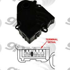 HVAC Heater Blend Door Actuator-GAS Global 1712070