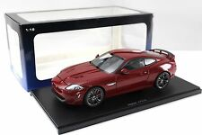 1:18 AUTOart Jaguar XKR-S Coupe 2011 red NEW bei PREMIUM-MODELCARS