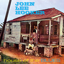 John Lee Hooker - House Of The Blues CD