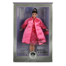 1998 Audrey Hepburn Barbie Pink Princess Fashion NRFB