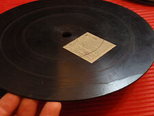 2 Antiguo Estándar Disco Records 25.4cm In The Golden Otoño Tiempo y un Violín