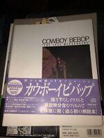 JAPAN Cowboy Bebop The Jazz Messengers (Art Guide Book)
