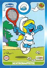 Card playing Cora The Smurfs 2013 No. 64