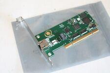 CARTE INTERFACE PCI .. DIGIUM T1/E1 .. TE134 5TE134F-B1