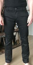 Mason's Men's Black Cotton  Pants Size 46 IT/ 30 US