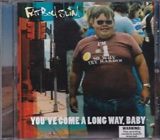 FATBOY SLIM - YOU'VE COME A LONG WAY, BABY - CD - NEW
