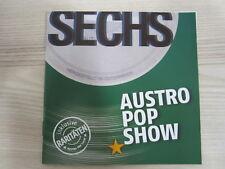 DCD / AUSTRO POP SHOW / SECHS / AMBROS / DANZER / FENDRICH / STS / EAV /