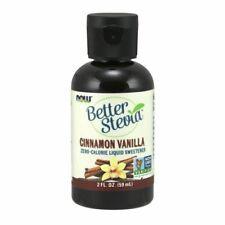 Better Stevia Liquide Adoucissant Cannelle Vanille 2 Fl OZ