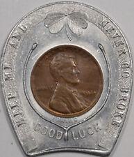 1930 Vintage Lucky Penny - Original High Grade!