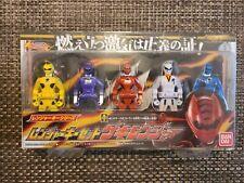Gokaiger Gekiranger Ranger Key Set Sealed Power Rangers Jungle Fury