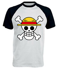 T-shirt One Piece maglietta rubber cartoons maglia dragonball comics marvel