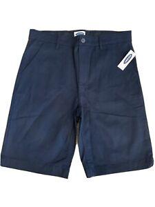 Old Navy School Bermuda Shorts Uniform Boys Size 14 Husky NWT