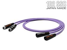 NEW Oyaide PA-02 TX V2 1.0m XLR Cable pair From Japan with tracking number